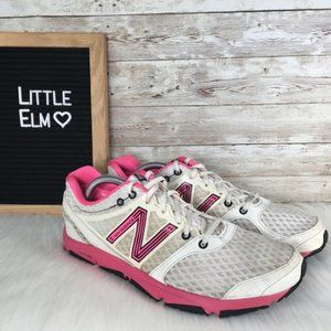 New Balance 730 Womens Size 11 Running White Pink